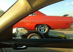 car spotting... (Stu Bo) Tags: certifiedcarcrazy coolcar classiccar musclecar mopar carspotting