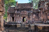 Banteai Srei Temple, Cambodia (Calim*) Tags: temple cambodia archaeology