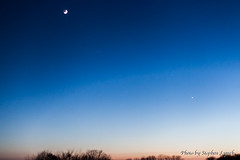 Day 109 (sly50) Tags: sly50 365project 365 project 2018 sky night twilight moon