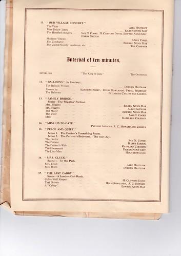 1931: Jan Programme 4