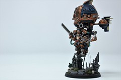 Brokk Grungsson, Lord-Magnate of Barak-Nar (blooninja) Tags: warhammer age sigmar kharadron overlords games workshop dwarf dorf