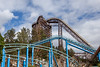 Coasters - _TNY_0273 (Calle Söderberg) Tags: canon canon5dmkii canoneos5dmarkii canonef28300f3556lisusm kolmården kolmårdenwildlifepark rollercoaster bergochdalbana coaster amusementpark plunge drop wildfire zoo steep f45 5d2