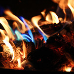 blue flames thumbnail