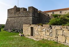 Fortaleza Sao Joao da Foz - Oporto (F. Julián Martín Jimeno) Tags: fortaleza saojoaodafoz saojoao fortalezaporto oporto porto portugal castillo defensa nikon d7000 2017 baluarte