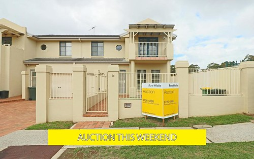 1/30 Marconi Rd, Bossley Park NSW 2176