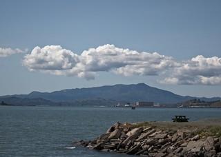 Mount Tam across the Bay