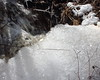 Creek Foam (C.A.Johnston) Tags: water foam creek ice melt spring nature