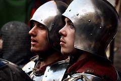 soldiers (marcosmallred) Tags: perugia perugia1416 middleage medioevo medieval medioevale rievocazione umbria umbrien italy italia italie italien