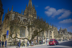 Oxford (ertugrulderya) Tags: photography streetphotography oxford church england london natgeo history architect travel travelphotography model building grass sky