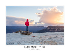 Blue Mountains Australia (sugarbellaleah) Tags: australia bluemountains woman female observing looking lookout flatrock lincolnsrock wentworthfalls adventure amazing bushwalk climate clouds environment geology gorgeous healthyliving hike landscape lovelife mountain nature outdoors rock scenic sky stunning views vista weather wellbeing winter wonderful kingstableland people person season valley magnificent tourist tourism leisure recreation solitude nsw