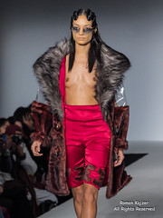 Andre Emery 2018-2083262 (FotoManiacNYC) Tags: fw18 collection fallwinter 2018 manhattan nyc clothing fashion designs nyfw stylefashionweek fashionweek walking catwalk runway trendy new preview sexy beautiful female male woman man model agency agencymodel nycphotographer nycmodels longlegs legs heels chic flirting teasing presenting hair longhair makeup eyes lips thin tall niple boobs breast topless seethrough sheer people andreemery designer
