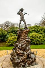 Music maker (Tony Shertila) Tags: greenbankward england unitedkingdom gbr 20170311101646liverpoolseftonparkhenrylr europe britain merseyside liverpool sefton seftonpark peterpan statue neverneverland