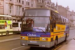 MAIRS COACHES J795KHD (bobbyblack51) Tags: mairs coaches j795khd daf mb230lb plaxton paramount 3500 bournemouth 10 aberdeen 1996