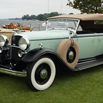 1932 Lincoln Model KB Sport Phaeton thumbnail