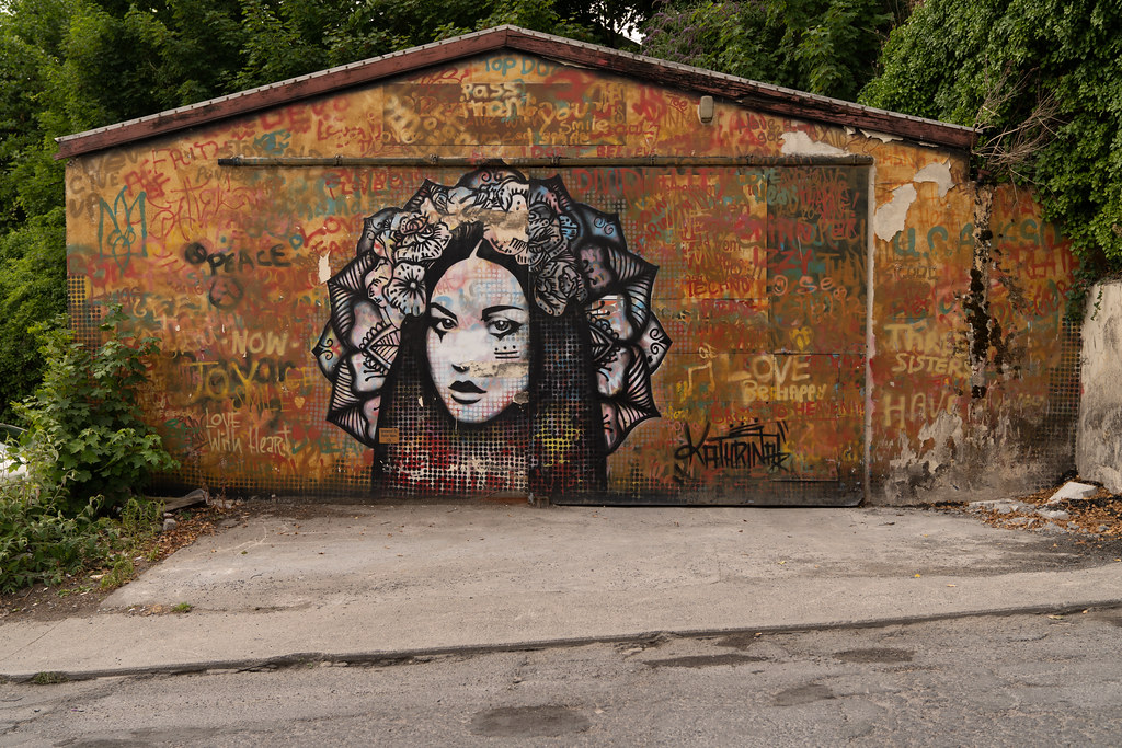 EXAMPLES OF STREET ART [URBAN CULTURE IN WATERFORD CITY]-142269