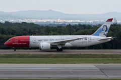 LN-LNA | Norwegian Long Haul | Boeing 787-8 Dreamliner | Girona (afrigole) Tags: lnlna | norwegian long haul boeing 7878 dreamliner girona spotting lege