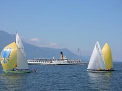 DSCN0895 (keepps) Tags: switzerland suisse schweiz summer vaud tourdepeilz lacléman lake boat sailing regatta cvvt vieuxbateaux lasuisse cgn