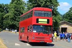 B69 WUL. (curly42) Tags: b69wul mcwmetrobus m1069 altonbusrally2018