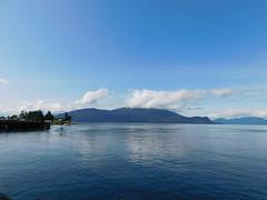View from the Docks (jimmywayne) Tags: wrangell wrangellborough alaska ocean bay mountain