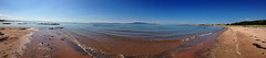 west kilbride & Adrossan beaches (22) (dddoc1965) Tags: dddoc davidcameronpaisleyphotographer westkilbride westofscotland adrossan panoramicphotos iphone july26th2018 sunny warm bluesky sand rocks panoramic sea water ocean islands mainland coastline sandybeaches scenicviews landmarks saltcoats