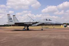 F-15C (joolsgriff) Tags: mcdonnelldouglas f15c eagle 860172 48th fw 493rd fs usaf riat 2018 riat2018 royalinternationalairtattoo raffairford