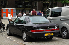 1995 Ford Scorpio 2.9i V6 24V Ghia (rvandermaar) Tags: 1995 ford scorpio 29i v6 24v ghia fordscorpio sidecode5 jzvb74