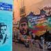 Street art in Marseille's arty 'Quartier des Créateurs' (Creators Quarter), France