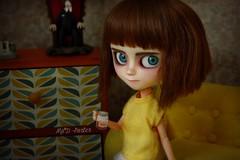 WIP - Fran Bow (Ma★D ❥parker - Dolls custom etc.) Tags: franbow killmondaygames ooak doll isul groove pointclick pills duotine strange poupée custom azone pureneemoxs