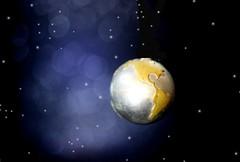 precious (Grenzeloos1) Tags: macromondays hmm themetrinkets pendant stainlesssteel earth