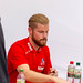 Timo Horn during autograph session