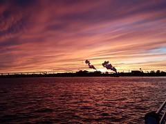 Sunset on the Boardwalk Aug 7 2018 (Nana G2006) Tags: sault ste marie on boardwalk august sunset