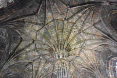 Chapter House roof, Elgin Cathedral (robin.croft) Tags: elgin cathedral ruins scotland