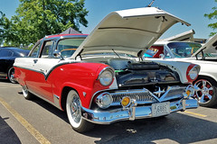 1955 Ford Victoria (skyhawkpc) Tags: garyverver allrightsreserved 2018 cruzinhavana aurora co copyright 1955 ford victoria canadian meteor