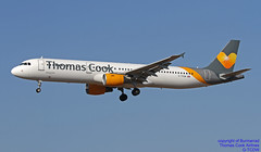 G-TCDW LMML 26-07-2018 (Burmarrad (Mark) Camenzuli Thank you for the 13.8) Tags: airline thomas cook airlines aircraft airbus a321211 registration gtcdw cn 1921 lmml 26072018