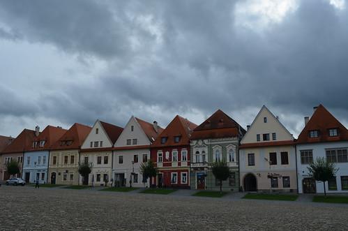 Bardejov's old square VII