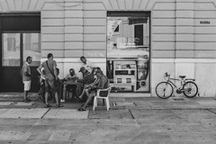 Men Playing Cards (england87_) Tags: streetphotography puglia italy bari