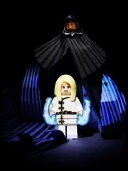 Cloak & Dagger (LegoKlyph) Tags: lego custom brick block mini figure build comic book marvel cloak dagger light dark heroes tv show