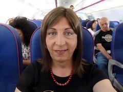 Flying (Alessia Cross) Tags: crossdresser tgirl transgender transvestite travestito