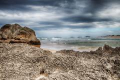 Kenton-on-the-Sea (zenseas) Tags: africa beach workingholiday workingvacation southafrica holiday indianocean vacation easterncape kentononsea waves stormsonthehorizon storms
