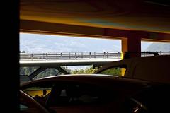 Le viaduc de Saint-Gervais (Gerard Hermand) Tags: 1807094768 saintgervaislesbains 2km3 parking peinture viaduc viaduct gerardhermand france eos5dmarkii canon art auvergnerhonealpes car paint park street streetart