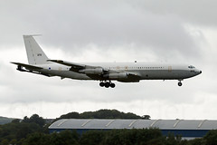 B707  272 (TF102A) Tags: aviation aircraft airplane prestwick prestwickairport israeliairforce boeing707 boeing
