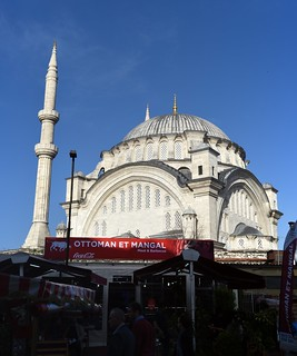 Mosque in Istanbul ~explored~