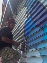 East Harlem, New York (Quench Your Eyes) Tags: 100gatesproject 100gates dirtcobain eastharlem elbarrio ny spanishharlem art artworks biketour harlem newyork newyorkcity newyorkstate nyc streetart streetartist urbanart wallart