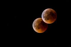 Blood Moon 2 (Guy Goetzinger) Tags: rot goetzinger nikon d500 moon red blutmond 2018 astro night rendezvous lune luna mond blood photography