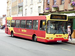 Y359LCK (47604) Tags: y359lck 50521 red rose bus northampton route service 33a