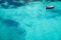 Ahoi! (_gate_) Tags: malta popeye village summer sea boat boot blue water