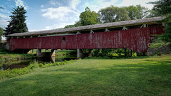 "Bogert""s Bridge (Ed Rosack) Tags: other usa highres bridge buildingandarchitecture pennsylvania coveredbridge ©edrosack hires antiquesandcollectibles olympus allentown"