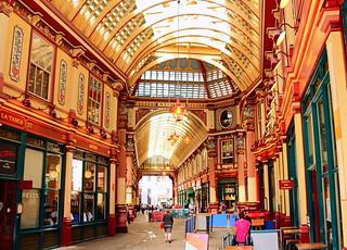 Leadenhall Market London
