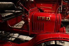 1919 Ford-American La France Model-T Chemical Car Fire Truck #F-434 (rocbolt) Tags: americanlafrance northcharlestonamericanlafrancefiremuseum firefighting fire firedepartment firemuseum museum charleston southcarolina charlestonsouthcarolina firefighter firetruck