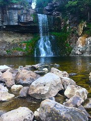 (Deydodoe) Tags: naturalhistory natural nature landscape iphone 2018 britain unitedkingdom greatbritain england water river geology yorkshiredales waterfall ingleton yorkshire